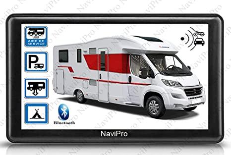 Comment bien choisir son GPS camping-car ?