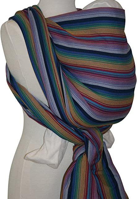 Les types d'écharpe de portage et ses avantages