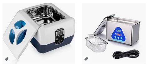 Quels sont les meilleurs nettoyeurs ultrason ?